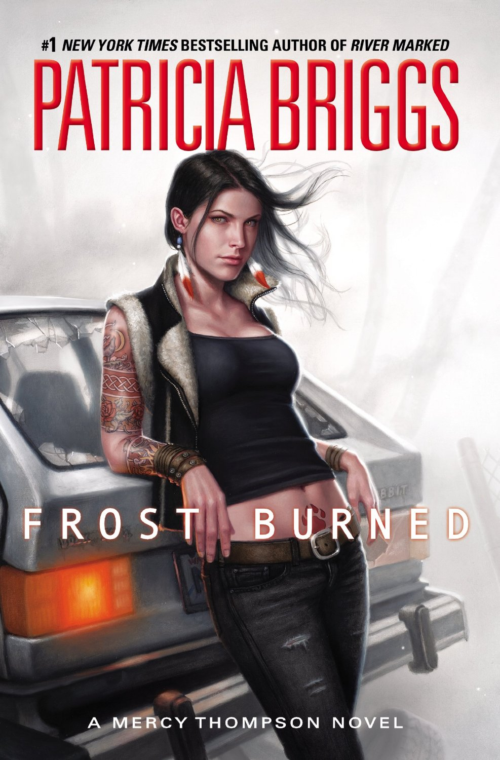 Frost Burned, by Patricia Briggs