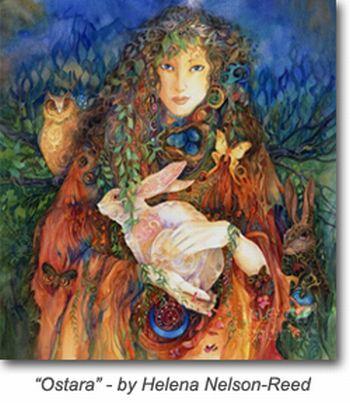 """Ostara"" by Helena Nelson-Reed"