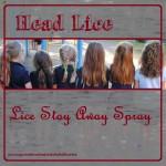 Lice Stay Away Spray