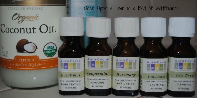 get rid of lice naturally // Once Upon a Time in a Bed of Wildflowers