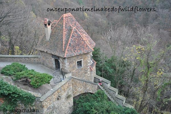 Garden Tower at Ksiaz Castle