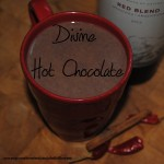 Divine Hot Chocolate with Red Wine