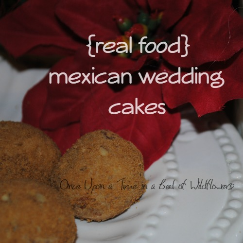 Mexican wedding cakes sq