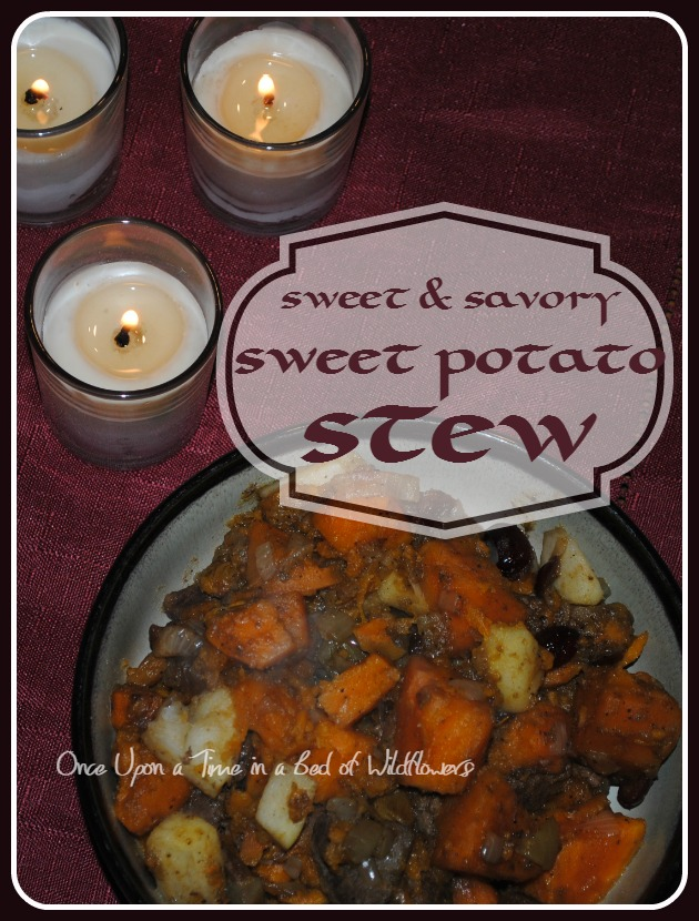 Looking for a delicious stew for Yuletide and other chilly evenings? Try this sweet and savory stew from Once Upon a Time in a Bed of Wildflowers