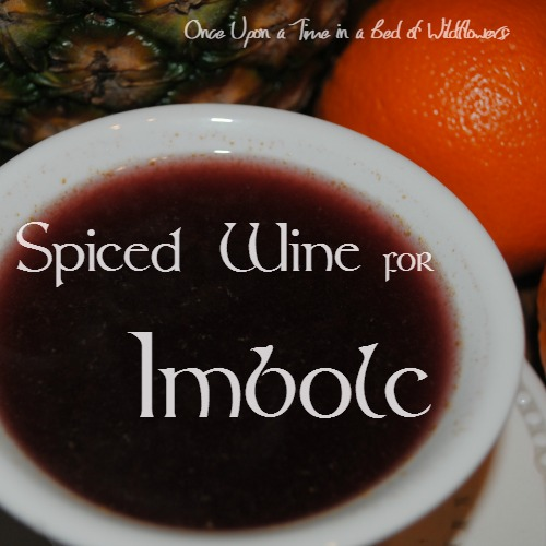 Spiced Wine for Imbolc sq