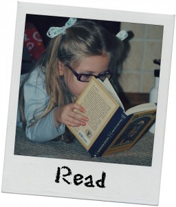 How to Raise a Clever Reader | Once Upon a Time in a Bed of Wildflowers