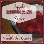 rhubarb sq