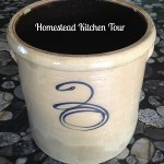 Homestead kitchen tour