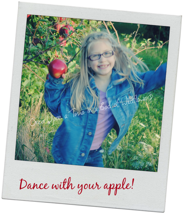 Dance with your apples!