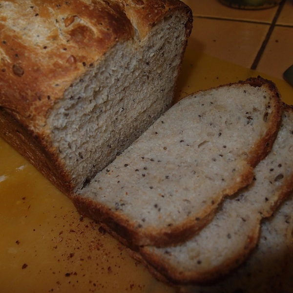 From the Farm Blog Hop Favorite -- Soaked Bread Recipe from Eight Acres