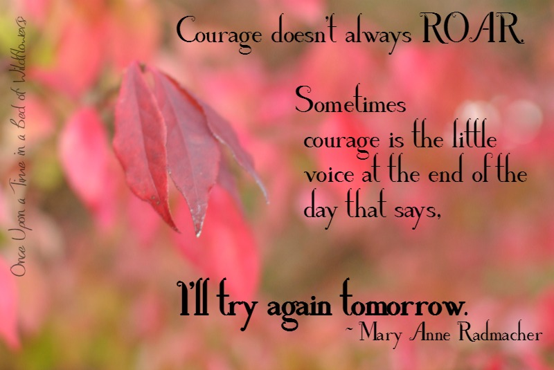 Quote of the Week   My Week on Wednesday   Once Upon a Time in a Bed of Wildflowers