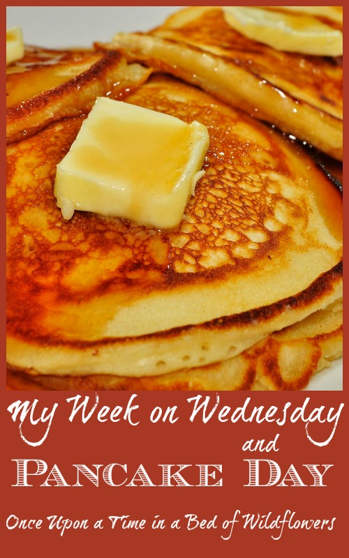 Pancake Day (a roundup of pancake recipes) // Once Upon a Time in a Bed of Wildflowers