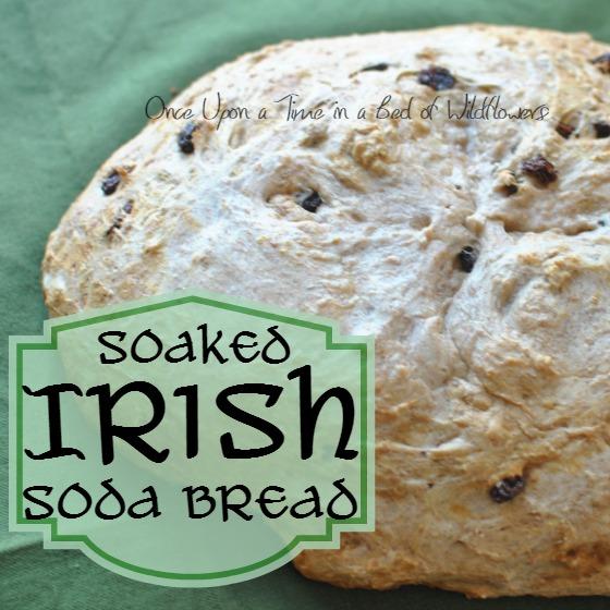 Soaked Irish Soda Bread sq