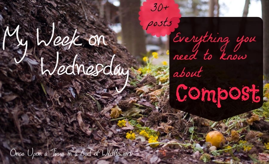 Everything you need to know about COMPOST! A collection of over 30 posts, including a basic overview, tips & tricks, posts on building composters, and all the different composting methods -- including vermicomposting! Brought to you by Once Upon a Time in a Bed of Wildflowers